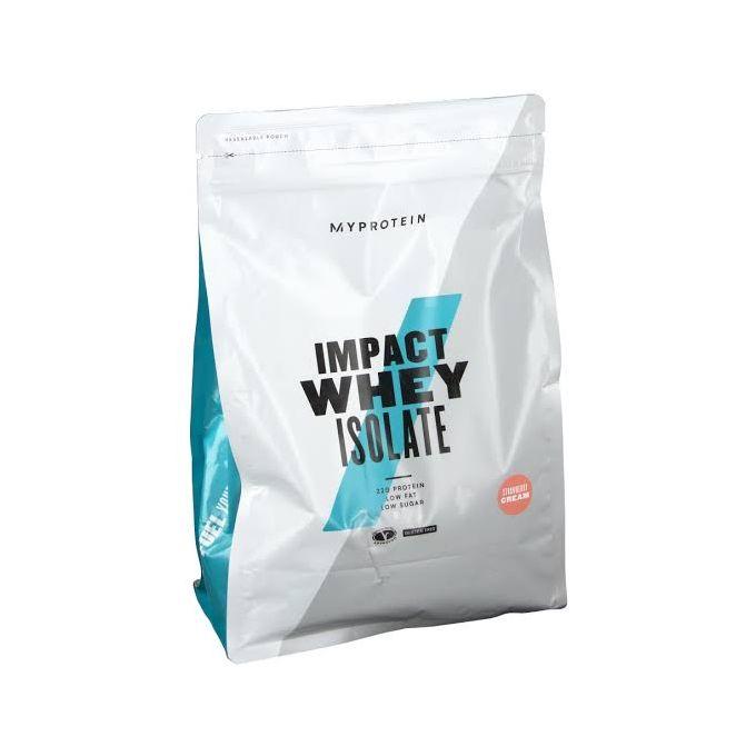 Myprotein Whey isolate