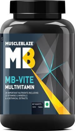 Muscleblaze Multivitamin