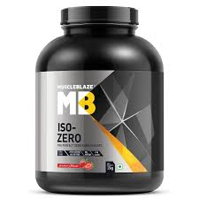 Muscleblaze Iso-zero Zero-carb