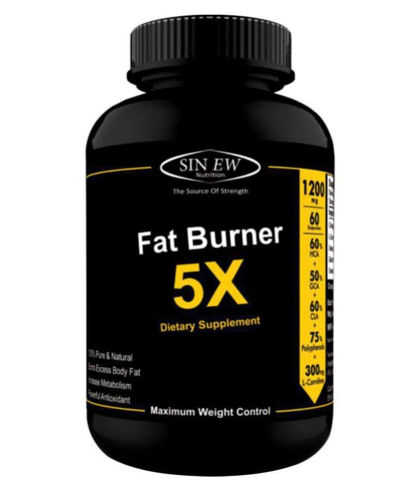 Sinew Nutrition Natural Fat Burner