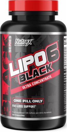 Nutrex Lipo 6 Fat Burner supplement