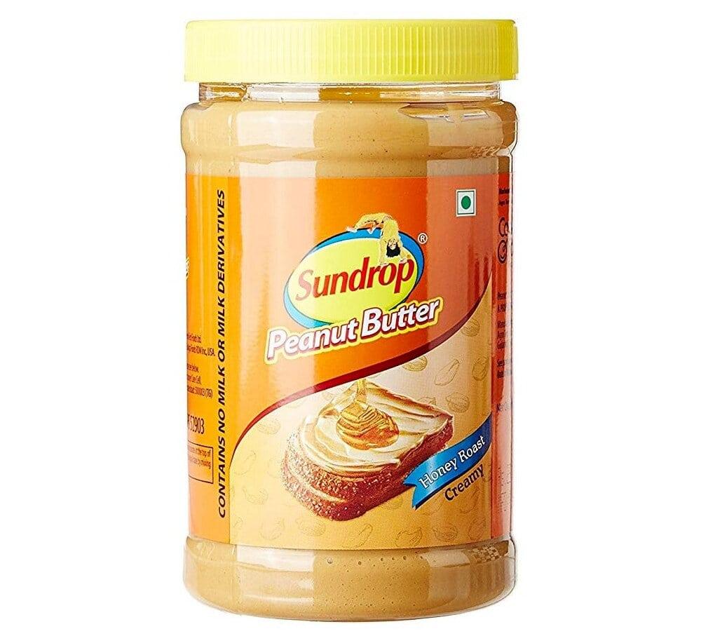 Sundrop Peanut Butter Crunch