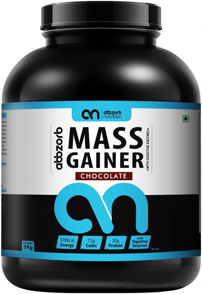 Abbzorb Nutrition Mass Gainer