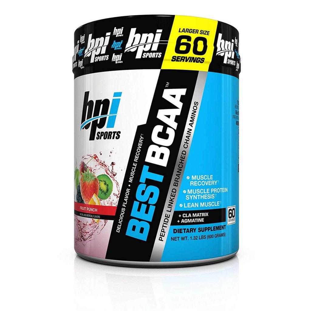 BPI Best Bcaa 60 With Energy