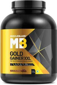 Muscleblaze Gold Gainer XXL
