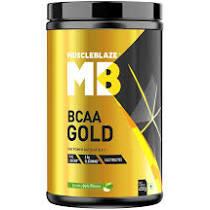 MuscleBlaze BCAA Gold 8:1:1 Amino Acid Powder