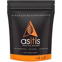 AS-IT-IS Nutrition BCAA 100% Pure Powder