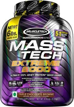 Muscletech Performance Series Mass Gainer